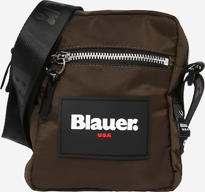 Blauer.USA Crossbody bag 'TASLAN' in Khaki / Black, Item view