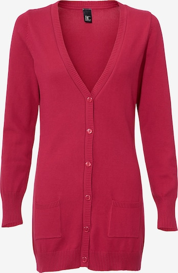 Linea Tesini by heine Cardigan en rouge, Vue avec produit