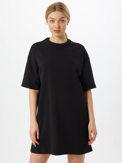 NU-IN Oversized dress in Black / White, View model