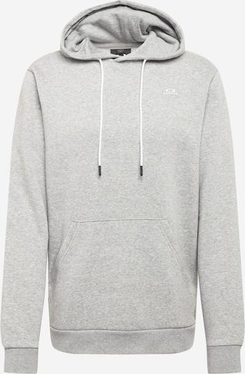 Felpa sportiva OAKLEY di colore grigio chiaro / bianco, Visualizzazione prodotti