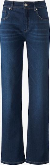 Uta Raasch 5-Pocket-Jeans 'Wide Leg-Jeans' in blau, Produktansicht