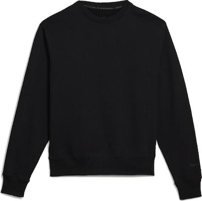 ADIDAS ORIGINALS Sweatshirt 'PW BASICS CREW' in schwarz, Produktansicht