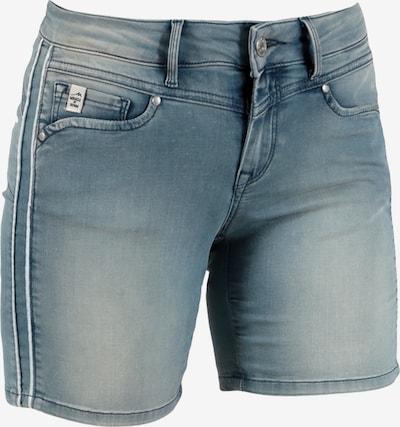 Miracle of Denim Shorts 'Ellen' in blue denim, Produktansicht