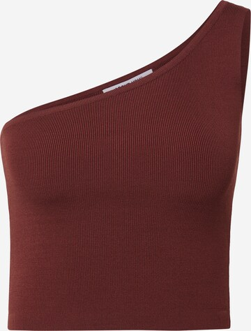 ABOUT YOU Top 'Merle' in Rood