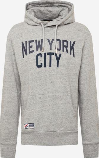 Superdry Sweatshirt in Blue / Grey, Item view
