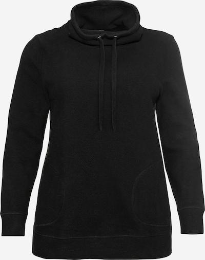 SHEEGO Majica | črna barva, Prikaz izdelka
