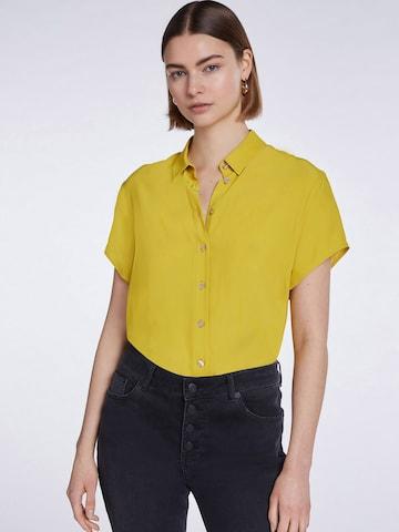 SET Bluse i gul