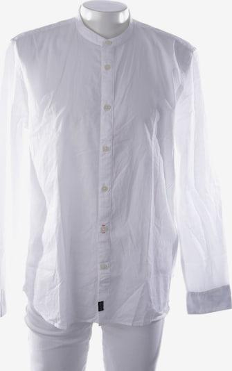 Marc O'Polo Freizeithemd / Shirt / Polohemd langarm in XL in weiß, Produktansicht