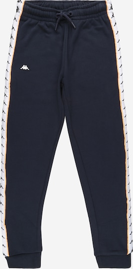 Pantaloni 'HENNER' KAPPA di colore navy / giallo / bianco, Visualizzazione prodotti