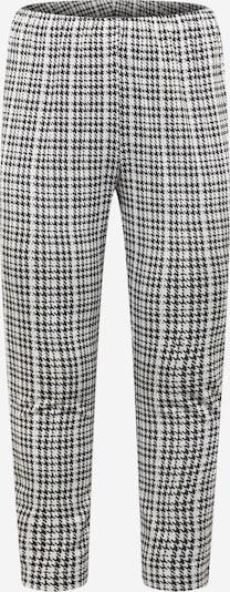 Pantaloni 'HOUNDI' Vila Curve pe negru / alb, Vizualizare produs