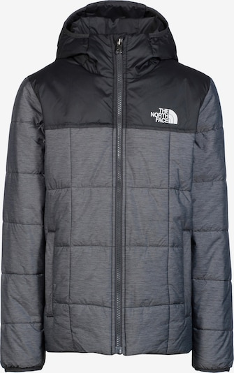 THE NORTH FACE Wendejacke 'Perrito' in anthrazit / graphit: Frontalansicht