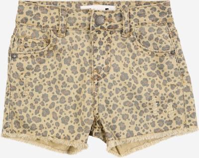 Cotton On Jeans 'Cleo' in de kleur Sand / Bruin / Zwart gemêleerd, Productweergave
