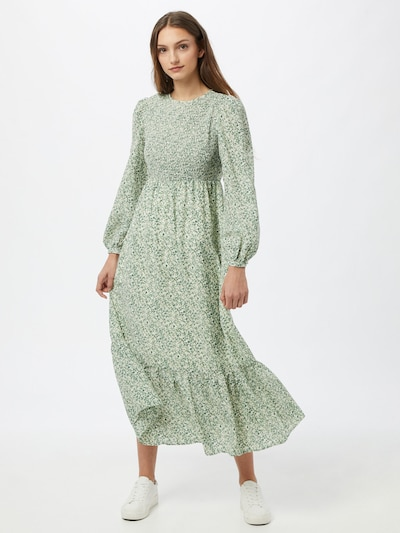 Rochie Fashion Union pe verde / verde deschis, Vizualizare model