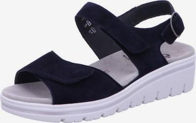SEMLER Sandale in blau, Produktansicht