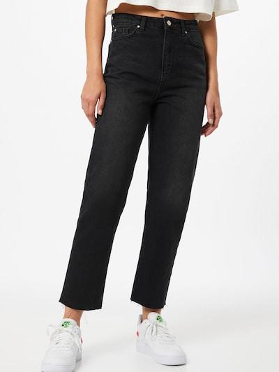 Trendyol Jeans in schwarz, Modelansicht
