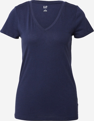 GAP T-shirt en bleu marine, Vue avec produit