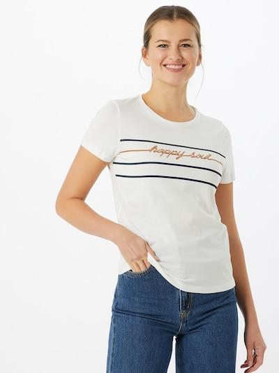 TOM TAILOR Koszulka w kolorze białym: Widok z przodu