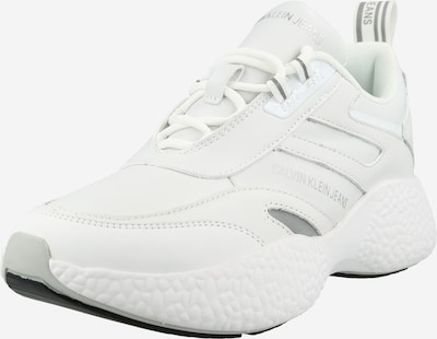 Calvin Klein Jeans Sneakers in Silver grey / White, Item view
