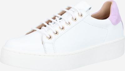 JUTELAUNE Sneaker in mauve / weiß, Produktansicht