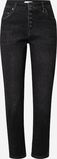 Jeans PULZ Jeans pe negru denim, Vizualizare produs