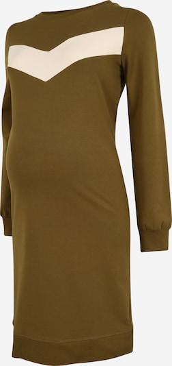 MAMALICIOUS Kleid 'Lucia' in beige / karamell, Produktansicht