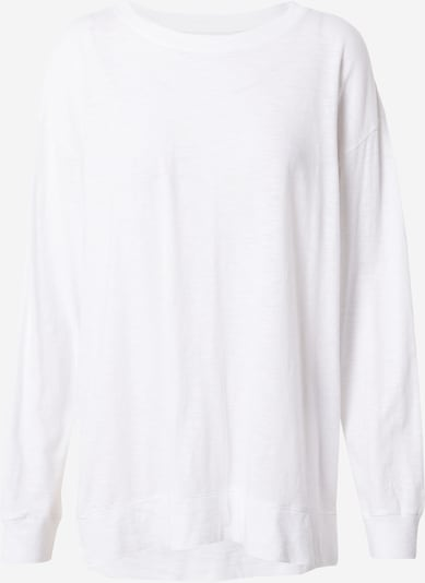Abercrombie & Fitch Koszulka w kolorze nakrapiany białym, Podgląd produktu