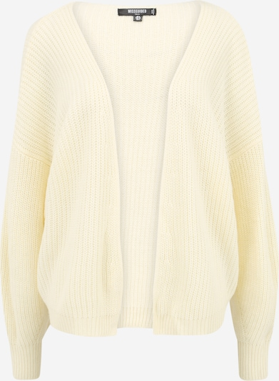 Missguided Tall Knit Cardigan in Cream, Item view