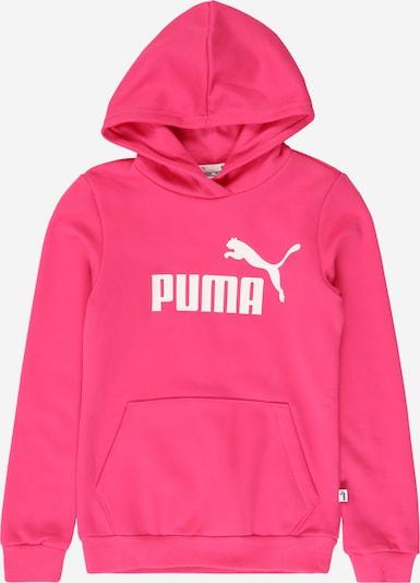 PUMA Sweatshirt in pink / weiß, Produktansicht