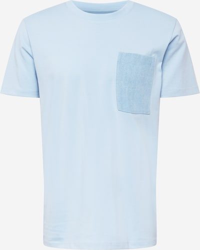 EDC BY ESPRIT T-Shirt in rauchblau / hellblau, Produktansicht