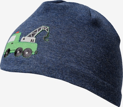STERNTALER Mütze in dunkelblau, Produktansicht