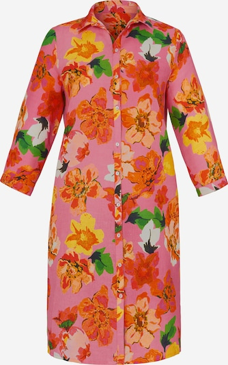 Emilia Lay Longbluse 3/4-Arm in pink, Produktansicht