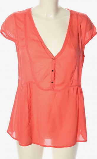 Custommade Kurzarm-Bluse in L in pink, Produktansicht