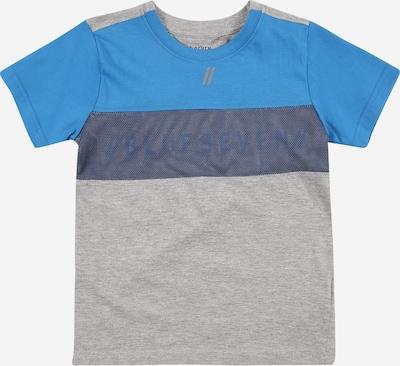 Maglietta BLUE SEVEN di colore navy / blu chiaro / grigio sfumato, Visualizzazione prodotti