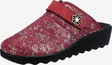 Westland by JOSEF SEIBEL Slippers ' Gina' in Red