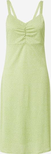 Cotton On Robe d'été 'TAYLOR' en vert / blanc, Vue avec produit