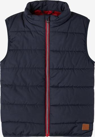 NAME IT Vest 'Mylane', värv sinine