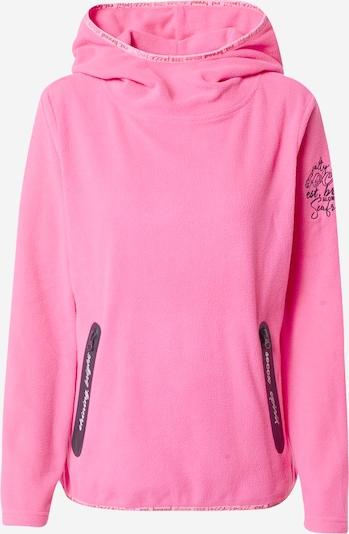 Bluză de molton 'Nautic Lights' Soccx pe mov vânătă / roz deschis, Vizualizare produs