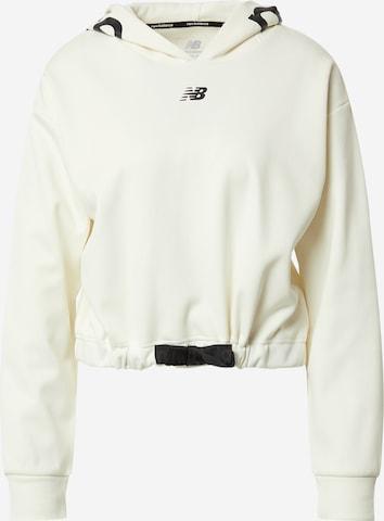 new balance Athletic Sweatshirt 'Relentless' in White
