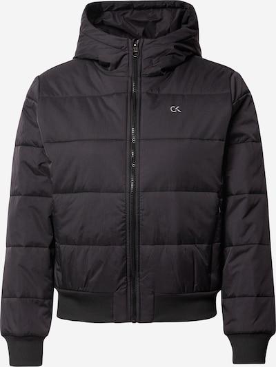 Calvin Klein Performance Sports jacket in black, Item view