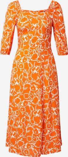 Trendyol Haljina u narančasta / bijela, Pregled proizvoda