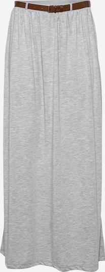 VERO MODA Nederdel i brun / grå, Produktvisning