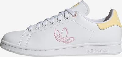 ADIDAS ORIGINALS Sneaker 'Stan Smith' in gelb / hellpink / weiß, Produktansicht