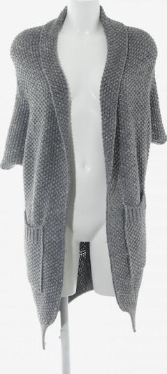 Trussardi Häkel Cardigan in XS-XL in grau, Produktansicht