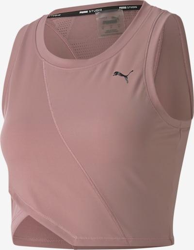 PUMA Sporttop 'Studio Lace' in pink, Produktansicht