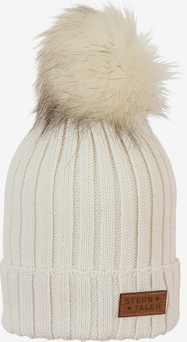 STERNTALER Mütze in Beige