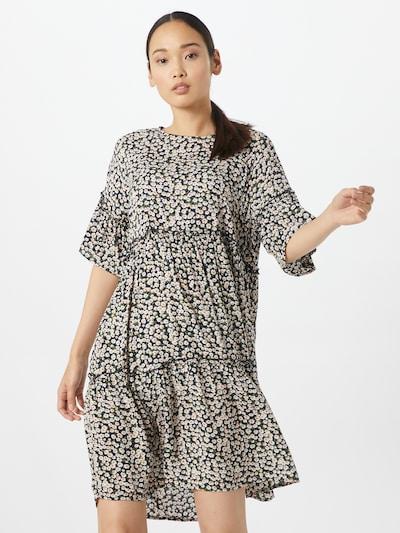 Moves Letní šaty 'Giral' - námořnická modř / zelená / bílá, Model/ka