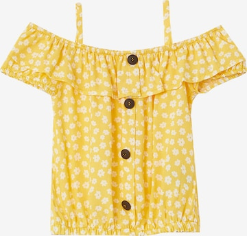 DeFacto Blouse in Yellow
