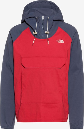 THE NORTH FACE Jacke in blau / rot, Produktansicht