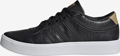 ADIDAS ORIGINALS Sneaker 'Bryony' in gold / schwarz, Produktansicht