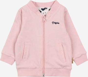Giacca di felpa 'Olina' di VINGINO in rosa